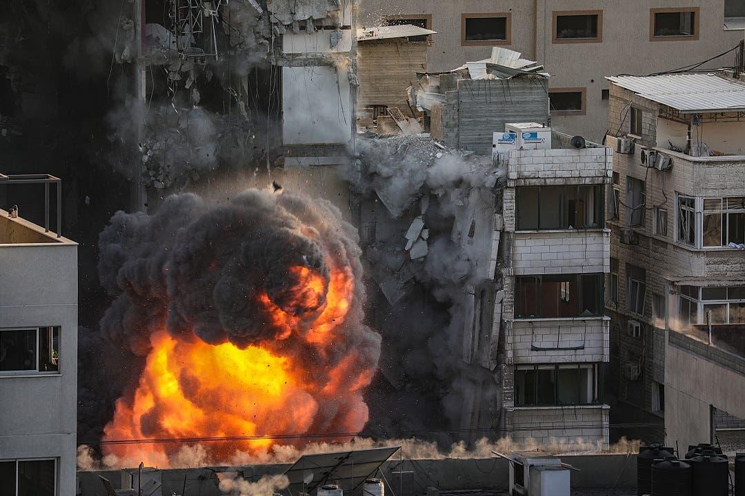ONU eleva a 47.000 los palestinos refugiados en escuelas de Gaza por ataques