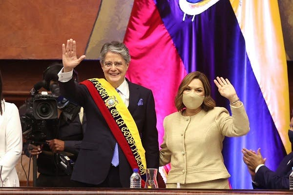 Conservador Guillermo Lasso asume las riendas de Ecuador