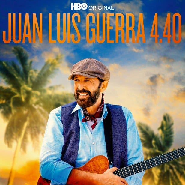 Juan Luis Guerra estrenará el jueves Entre el mar y palmeras por HBO