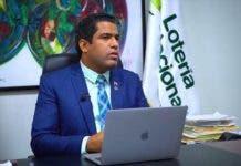 Lotería Nacional, administrador, El Día