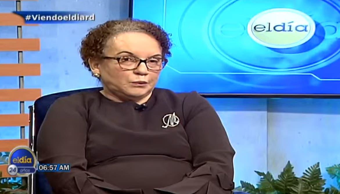 Miriam Germán: «Cámara de Cuentas entregaba auditorías maquilladas»