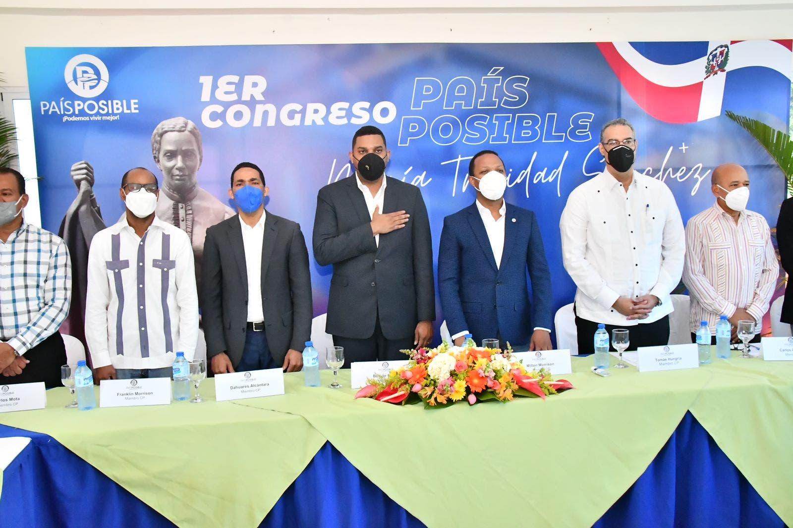 País Posible se aboca a reestructuración profunda con celebración de congreso