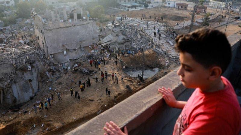 «El conflicto israelí-palestino ha sido ignorado por el mundo»