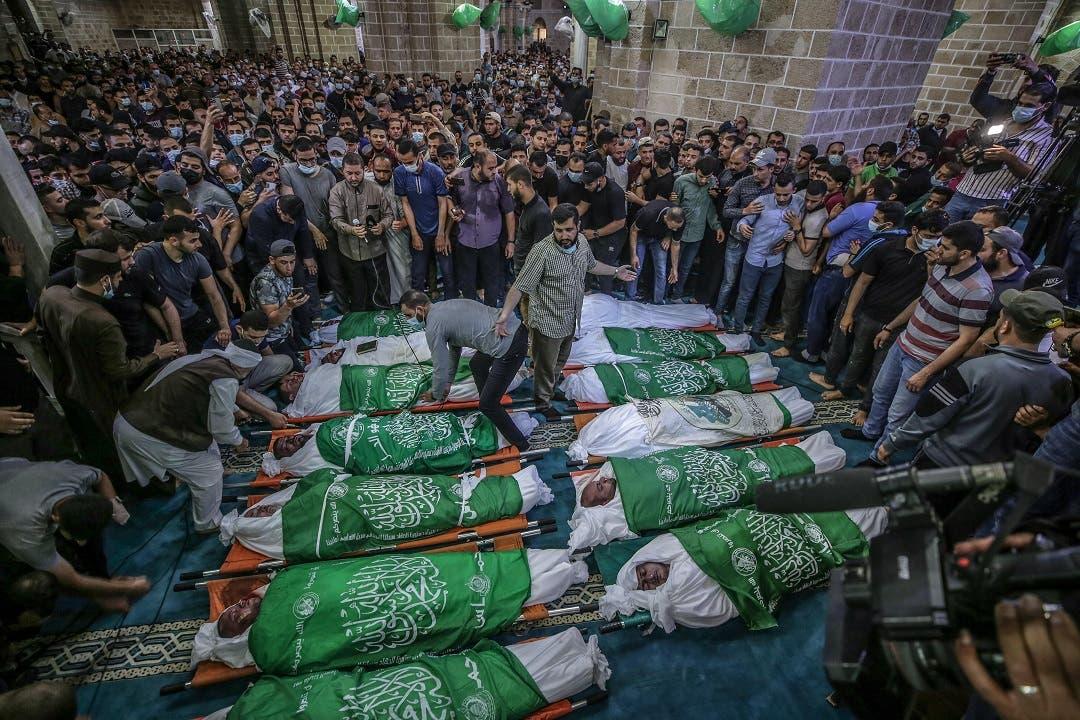 Gaza celebra un lúgubre Eid; Hamas e Israel siguen ataques