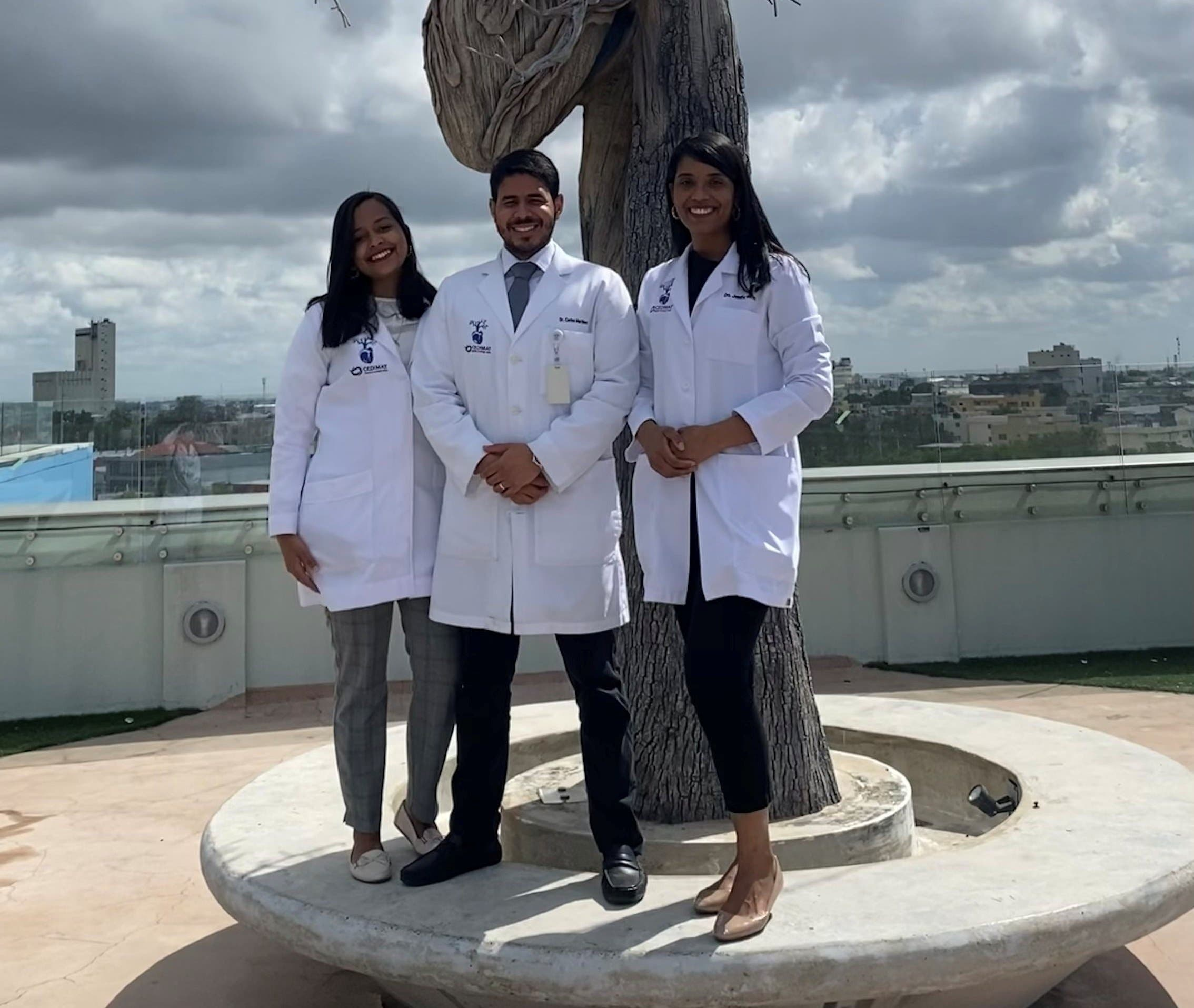 Médicos residentes de CEDIMAT ganan competencia internacional de cardiología