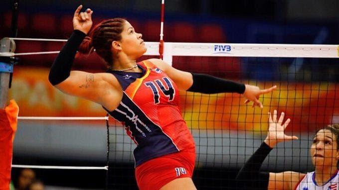 Equipo dominicano vence a Canadáen Liga de Naciones de Voleibol Femenino