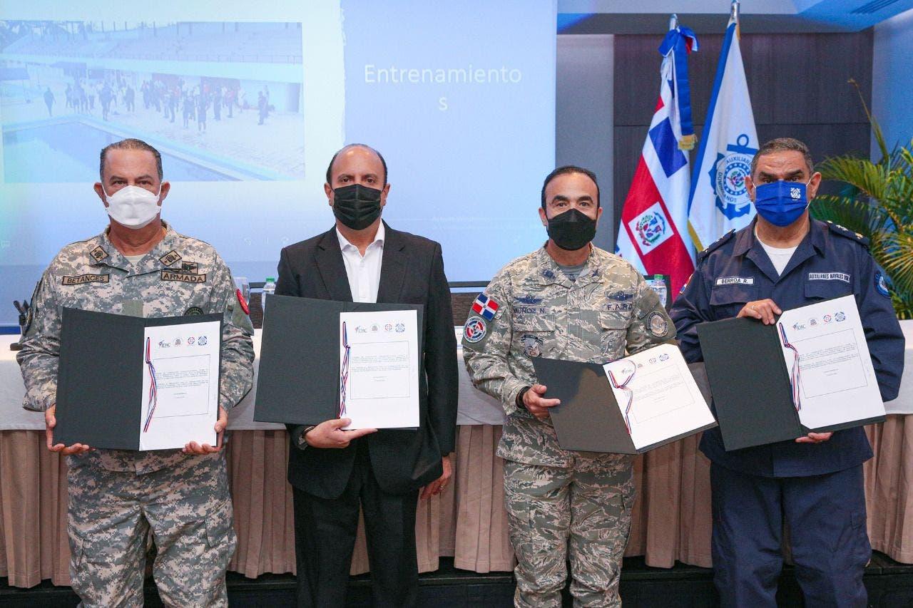 Autoridades valoran impacto del nuevo Protocolo de Búsqueda y Salvamento en RD