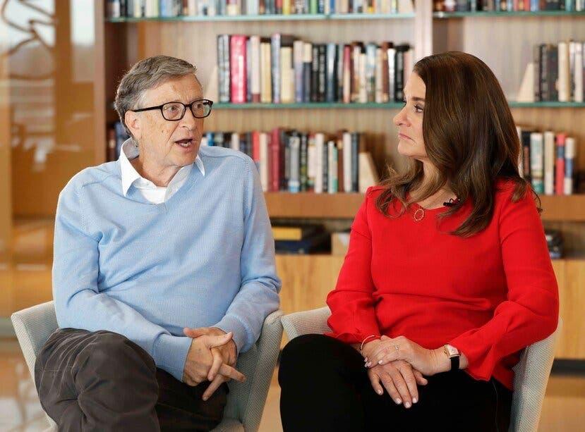 Bill Gates anuncia el divorcio de su esposa Melinda luego de 27 años de matrimonio
