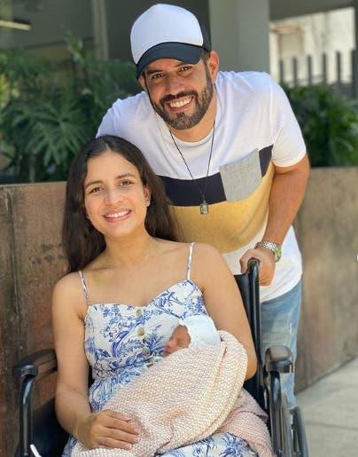 Esposa de Manny Cruz: «Vivas, para la gloria de Dios»