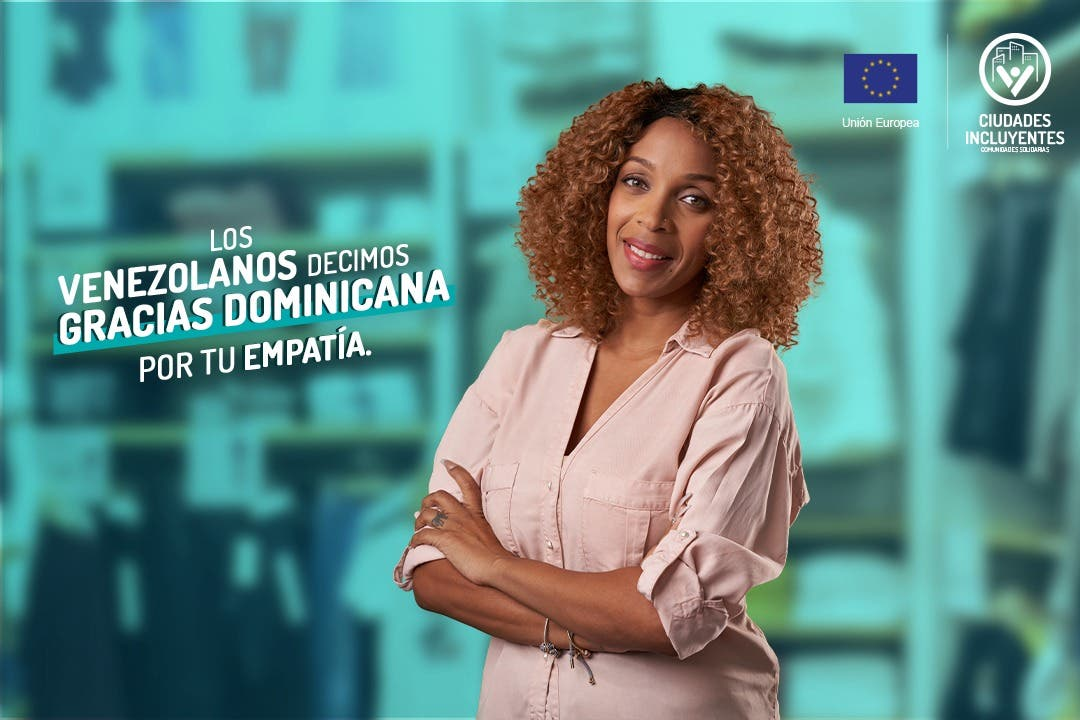 La comunidad venezolana lanza campaña para agradecer a República Dominicana