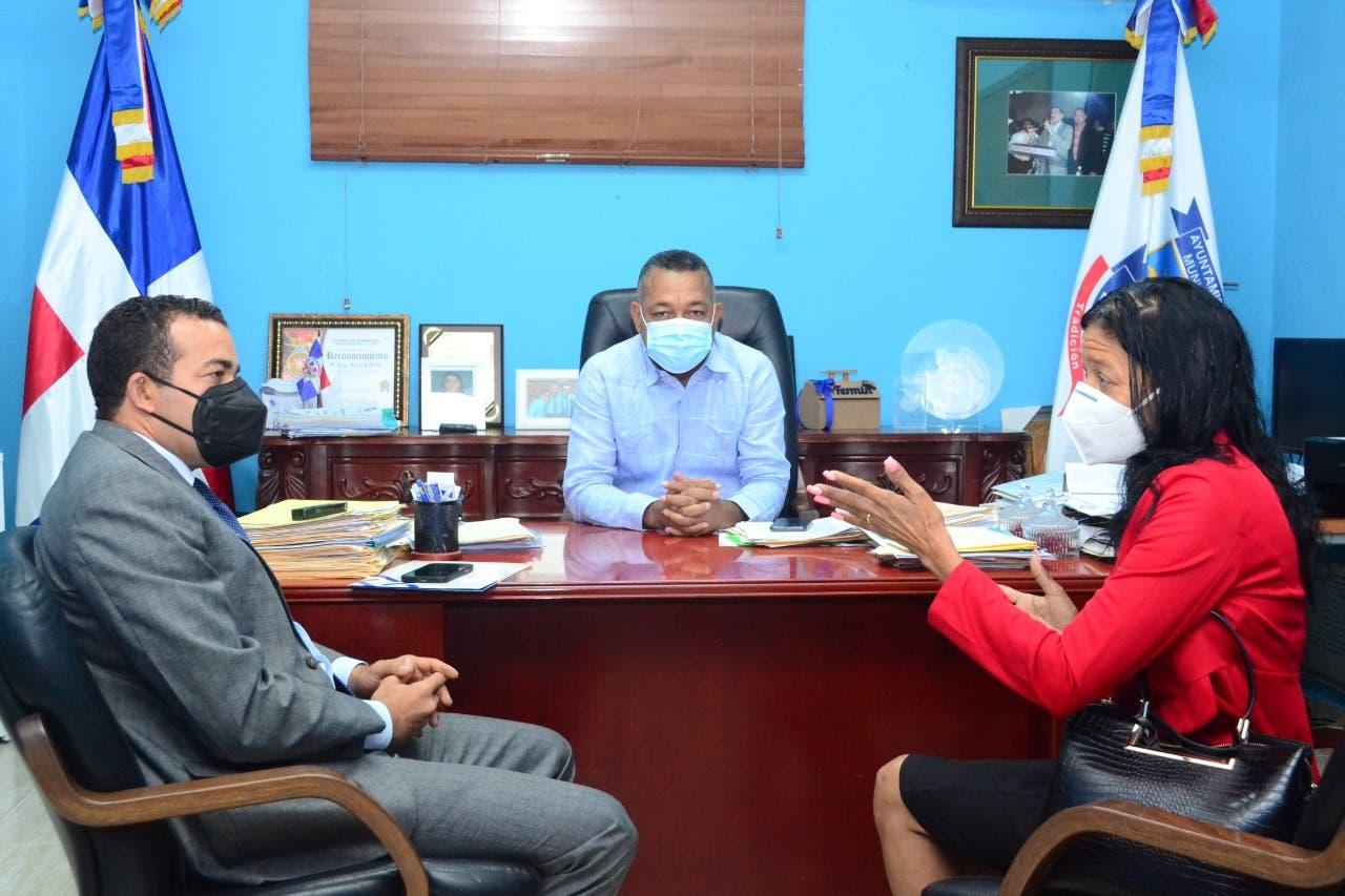 Fiscalía SDE y Alcaldía de Boca Chica coordinan nuevas acciones contra violencia de género, explotación sexual comercial y abuso infantil