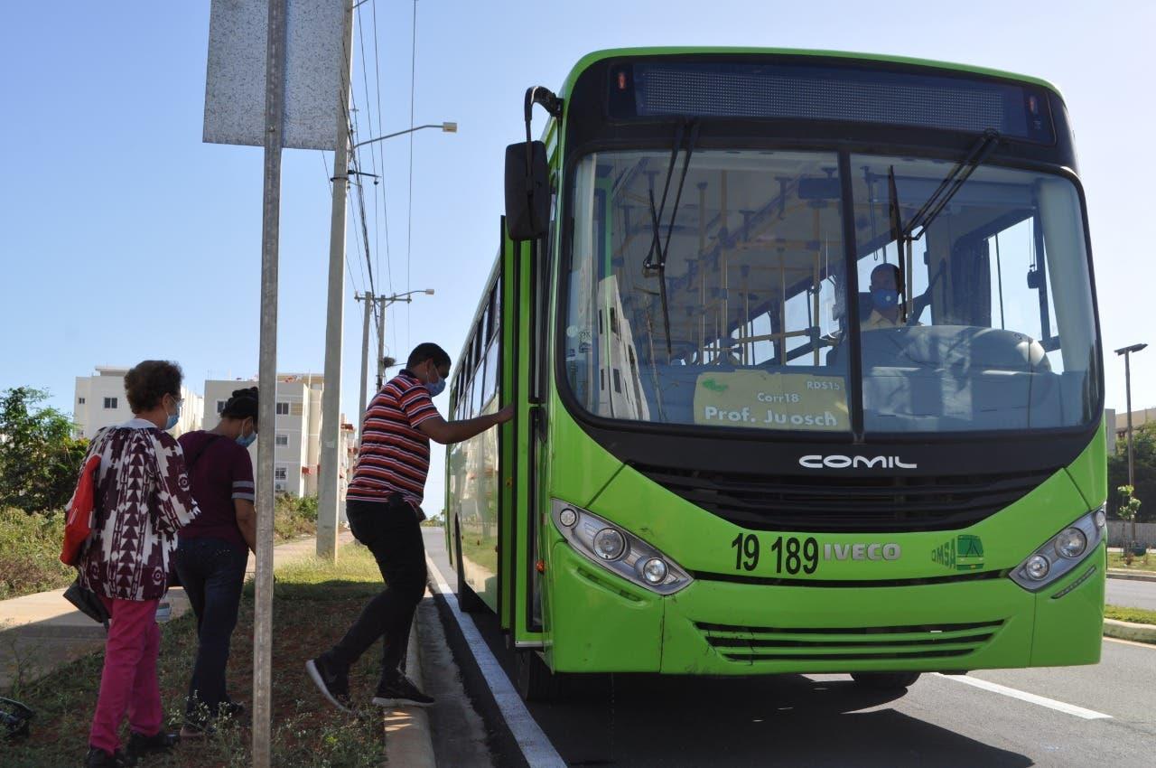 OMSA aumenta recaudaciones y movilidad de pasajeros