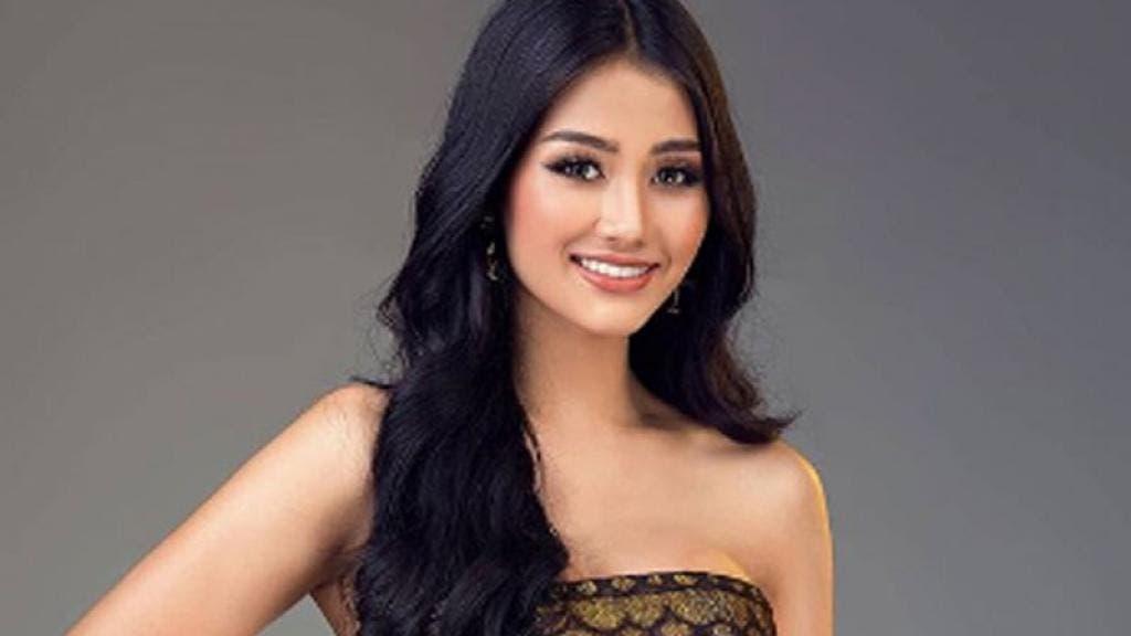 Concursante de Birmania podría ir a la cárcel por mensaje en Miss Universo
