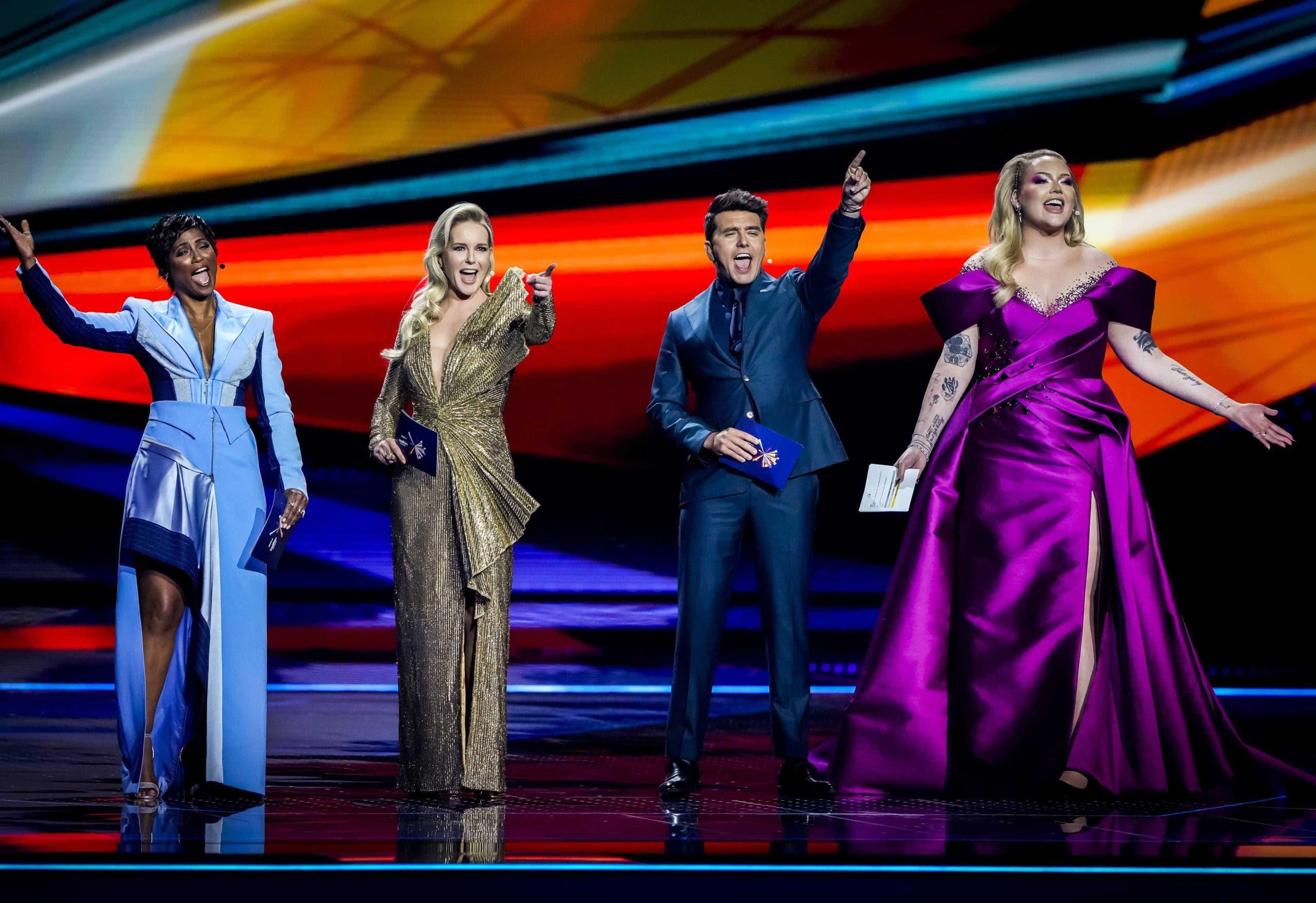 La gran final de Eurovisión 2021 arranca con su triunfo sobre la pandemia