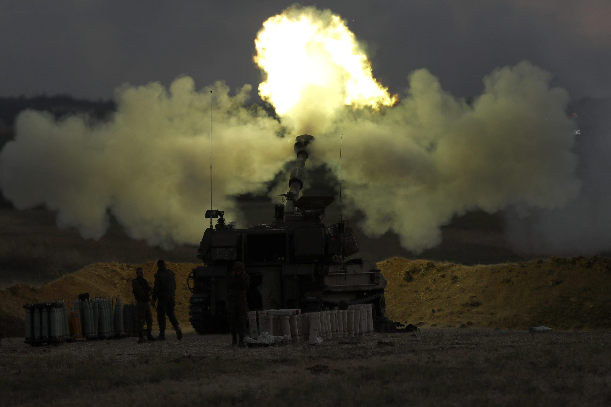 Nuevos ataques de Israel a Gaza; no hay indicios de tregua