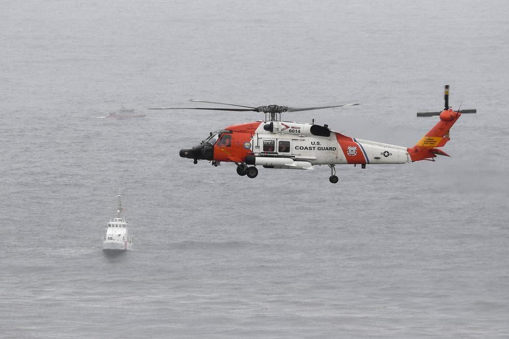 3 muertos y 27 hospitalizados tras naufragio de barco frente a San Diego