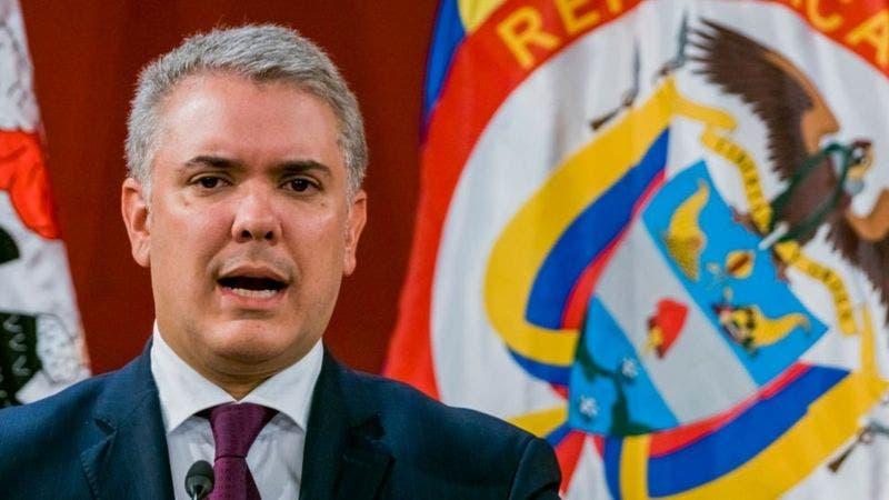 Iván Duque negocia la paz en Colombia