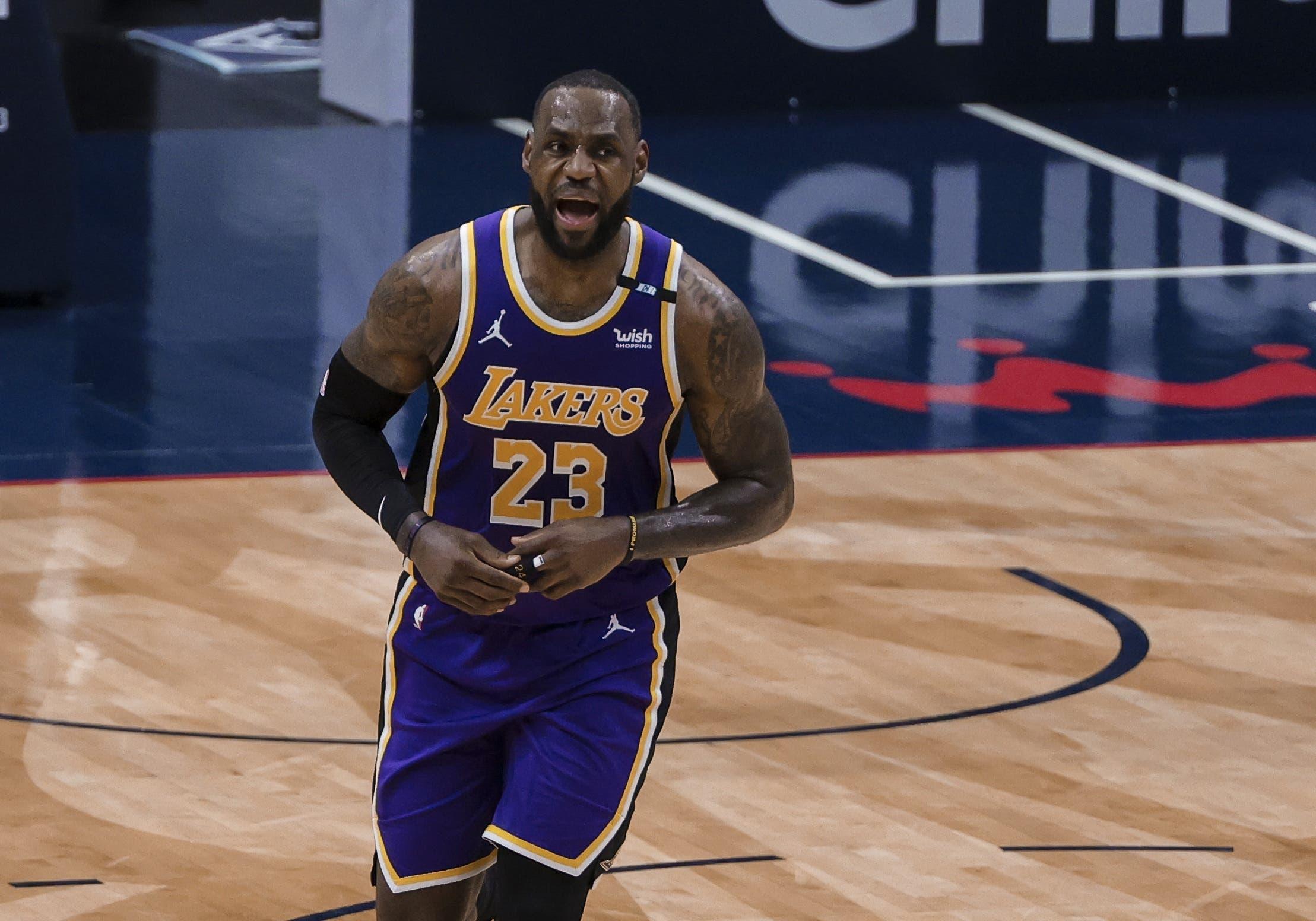 Jerry Colangelo cree que LeBron James no volverá con 36 años al equipo olímpico