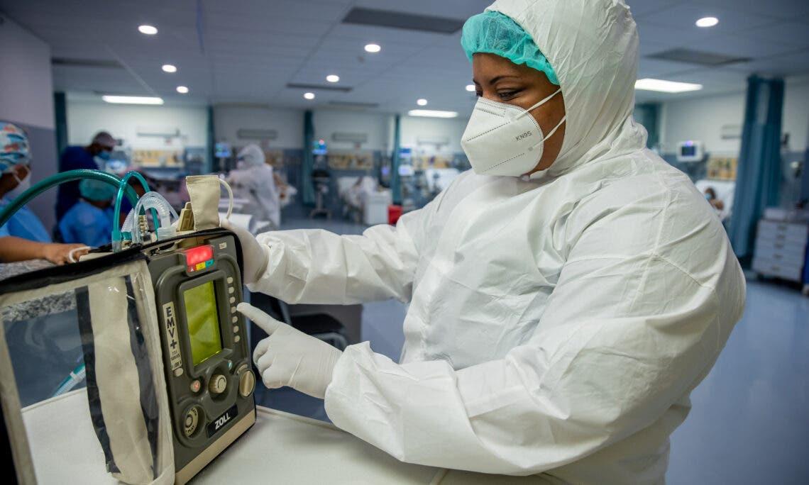 Embajada de EEUU resalta apoyo de su país a RD durante la pandemia