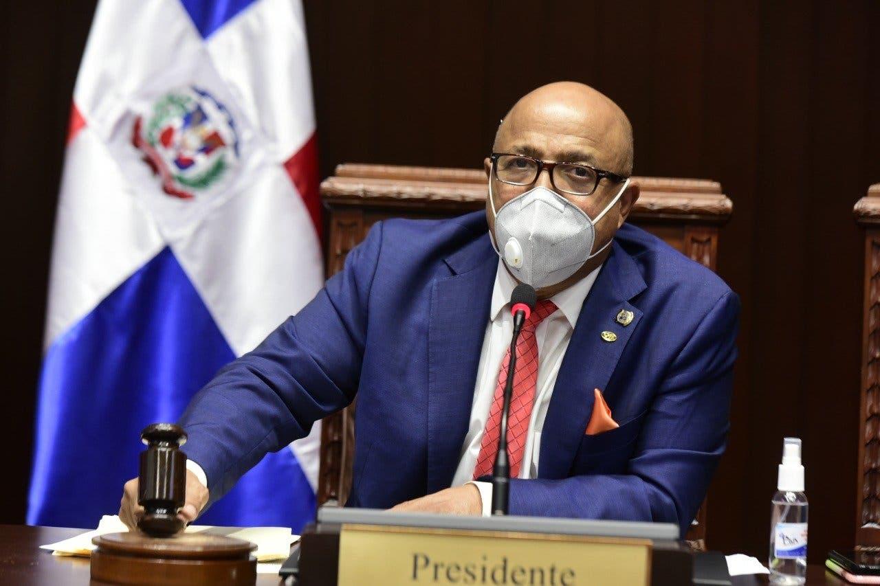 Pacheco asegura el interés del Congreso Nacional en aprobar ley de extinción de dominio