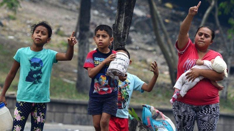 Los países latinoamericanos donde más aumentó la pobreza extrema durante la pandemia