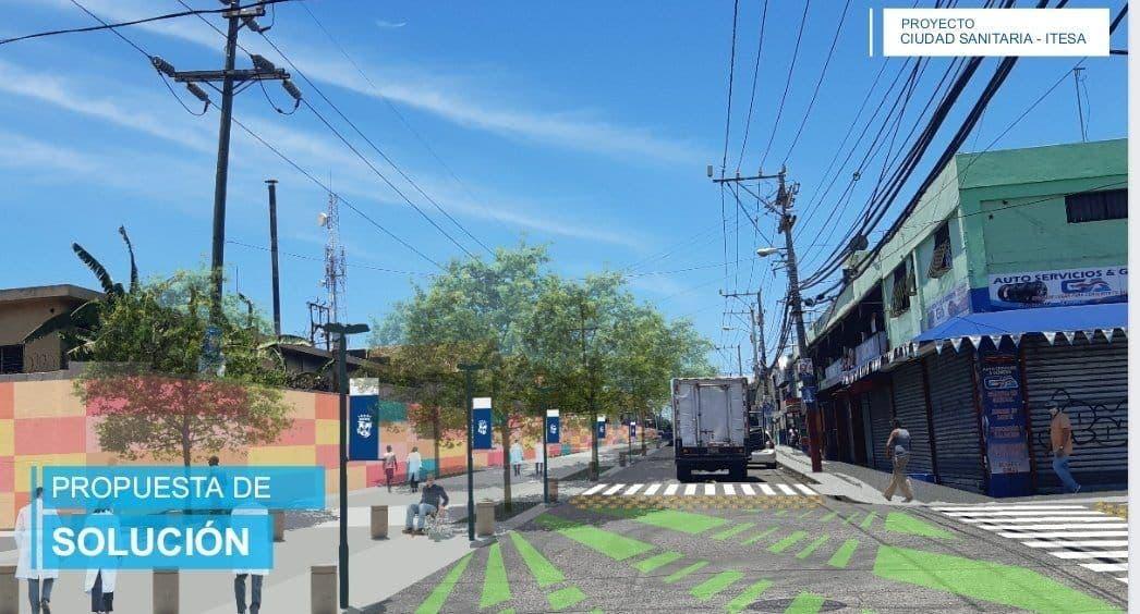 Carolina Mejía anuncia construcción de parque lineal en Mejoramiento Social