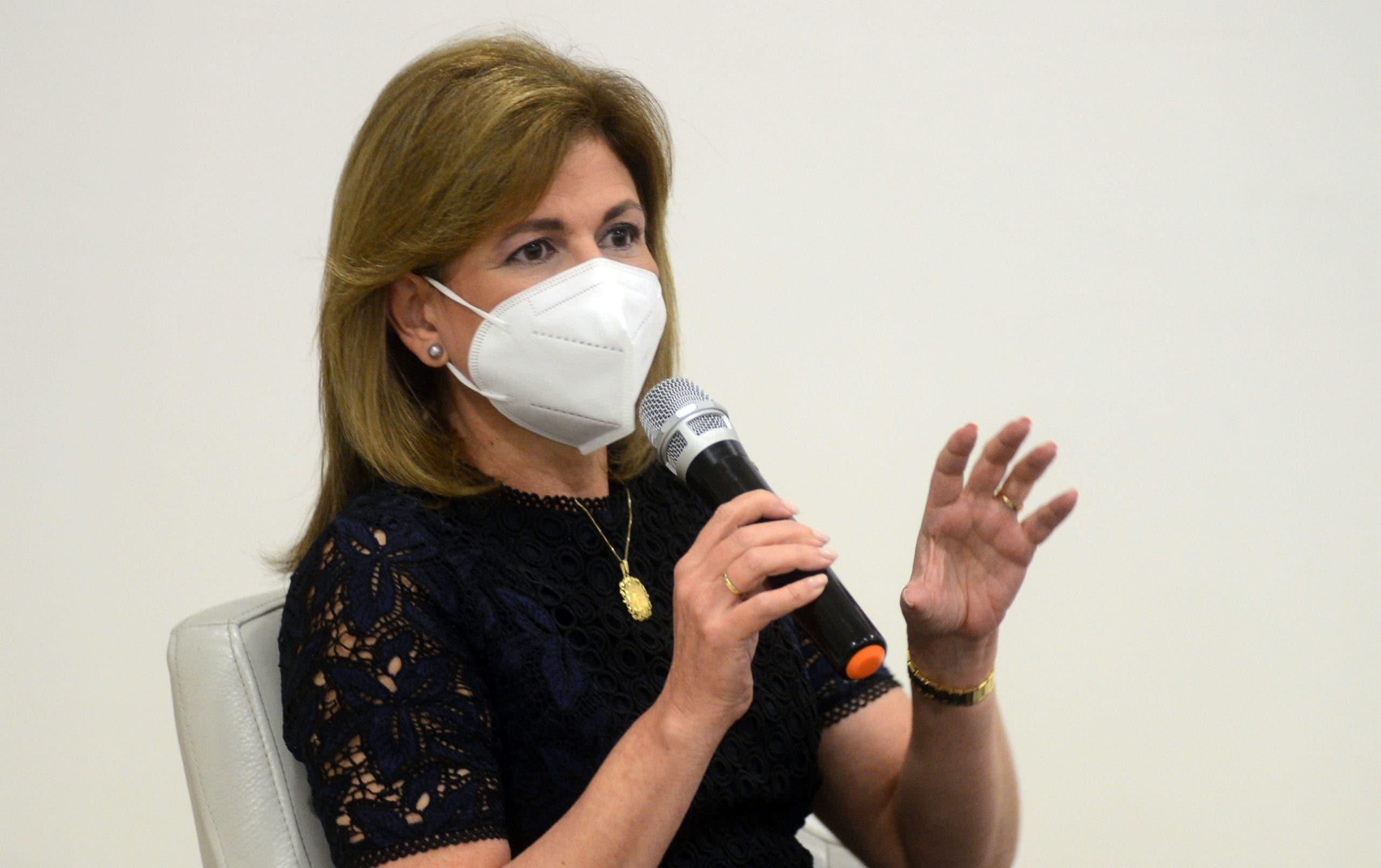 Raquel Peña pide caiga todo el peso de la justicia sobre acusado ultimar a Leslie Rosado