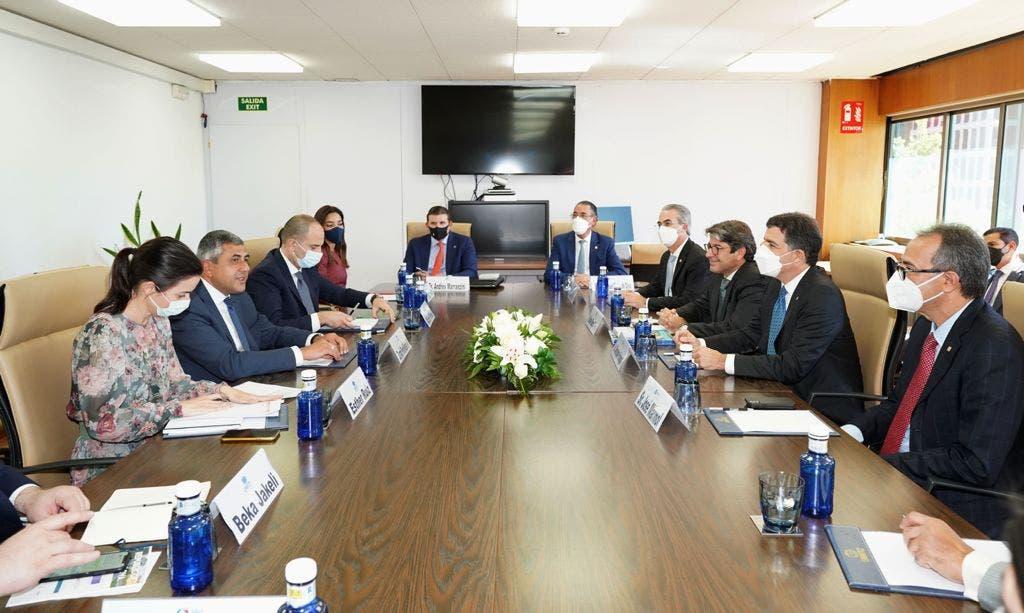 Secretario de OMT resalta líneas de desarrollo de la industria en RD