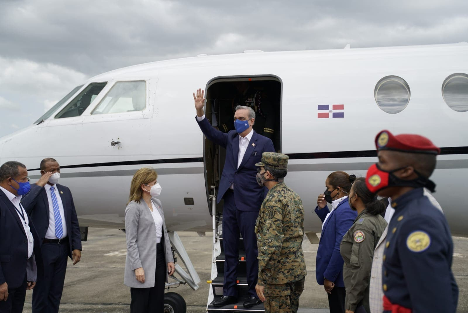 Ecuador respira libertad, se destaca en la posesión del Presidente Guillermo Lasso