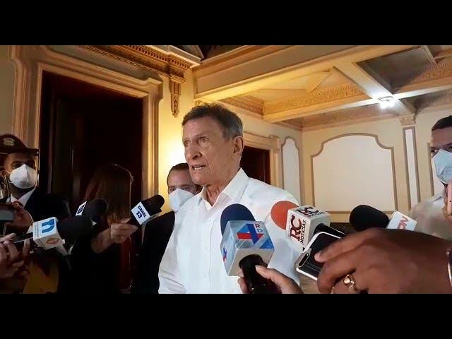 Gobierno no asistirá a diálogo con Haití hasta que paralicen construcción canal en río Masacre