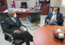Senador haitiano, El Día