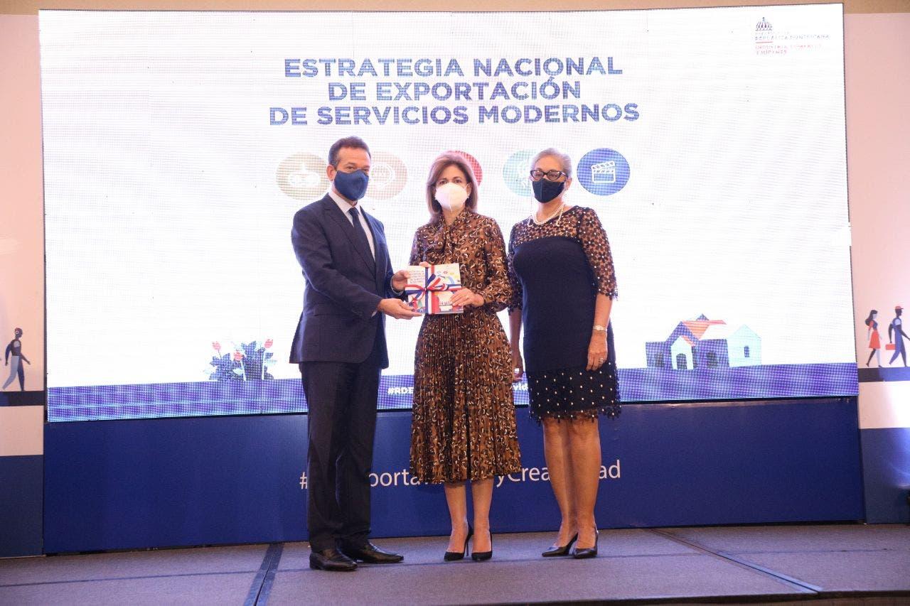 Presentan estrategia nacional para impulsar exportación de Servicios Modernos