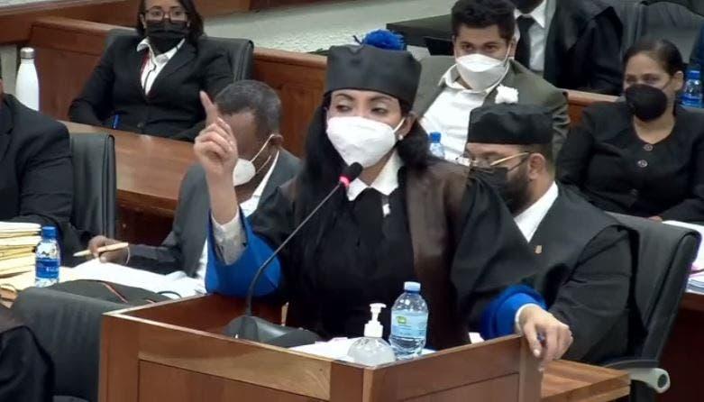 Yeni Berenice: MP ha entregado más de 3,000 pruebas a defensa de implicados en Caso Pulpo