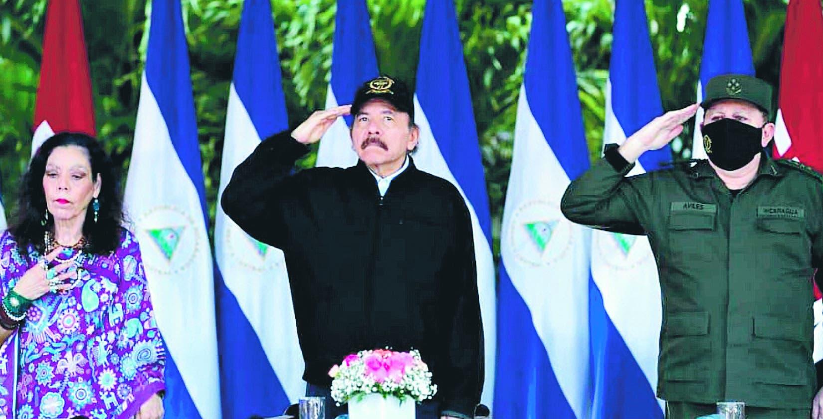 Daniel Ortega busca  reelección arrestando a candidatos