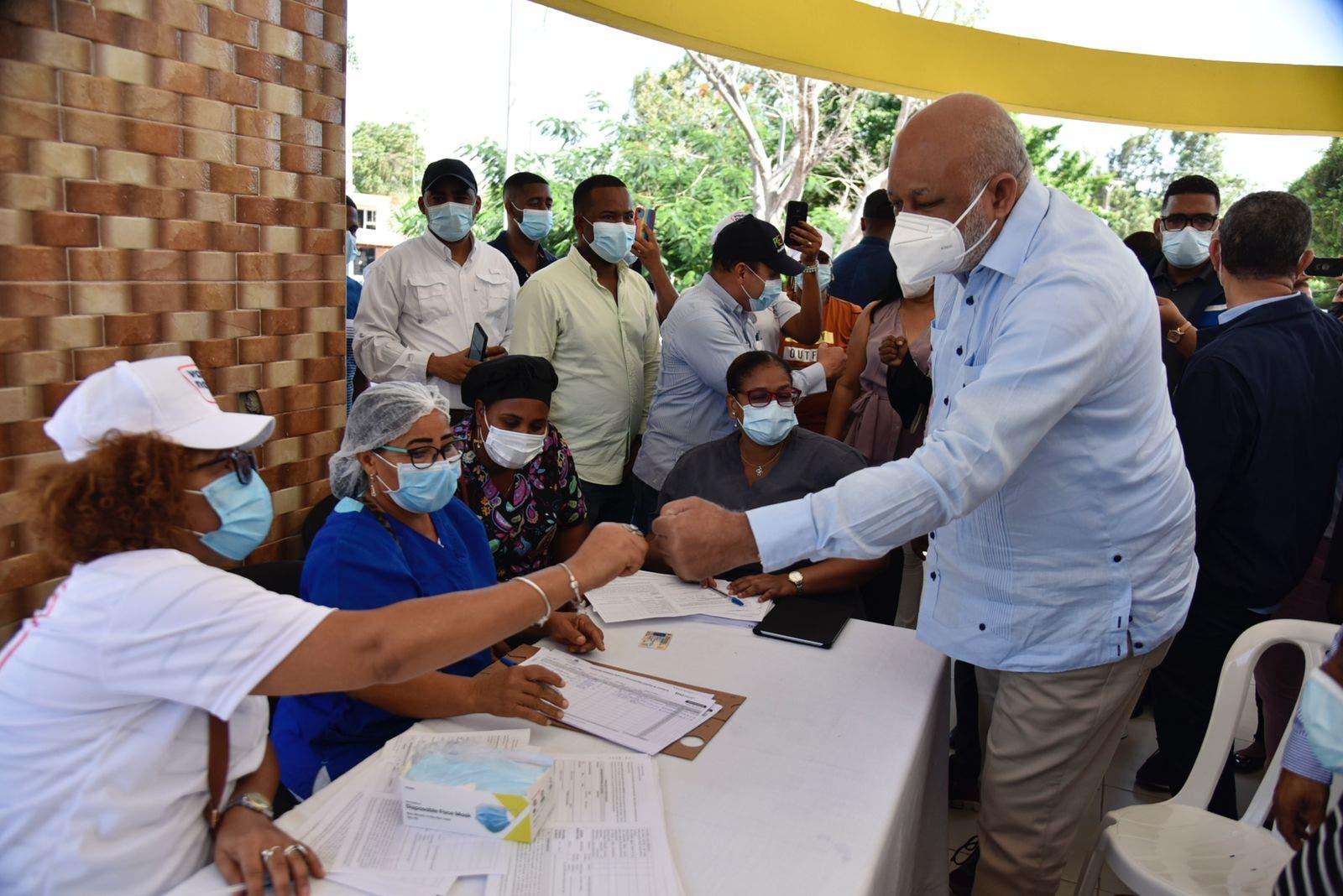 Fulcar asegura con masiva vacunación se reactiva la productividad y el empleo