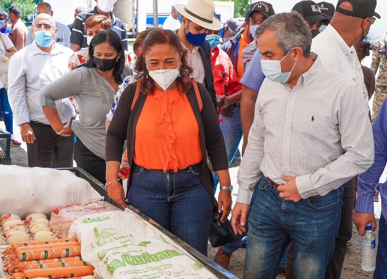Inespre llama población a comprar comida en programas institucionales