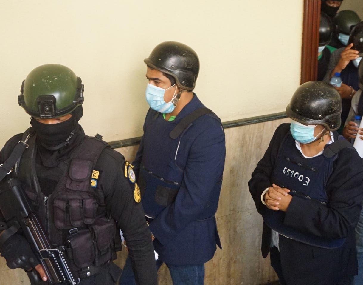 Ministerio Público solicita un año de prisión contra Dicent
