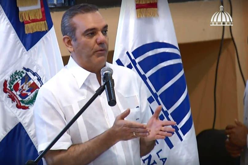 Abinader afirma plan piloto de Seguridad Ciudadana acabará con inseguridad de RD
