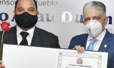 Pablo Ulloa asume funciones como Defensor del Pueblo