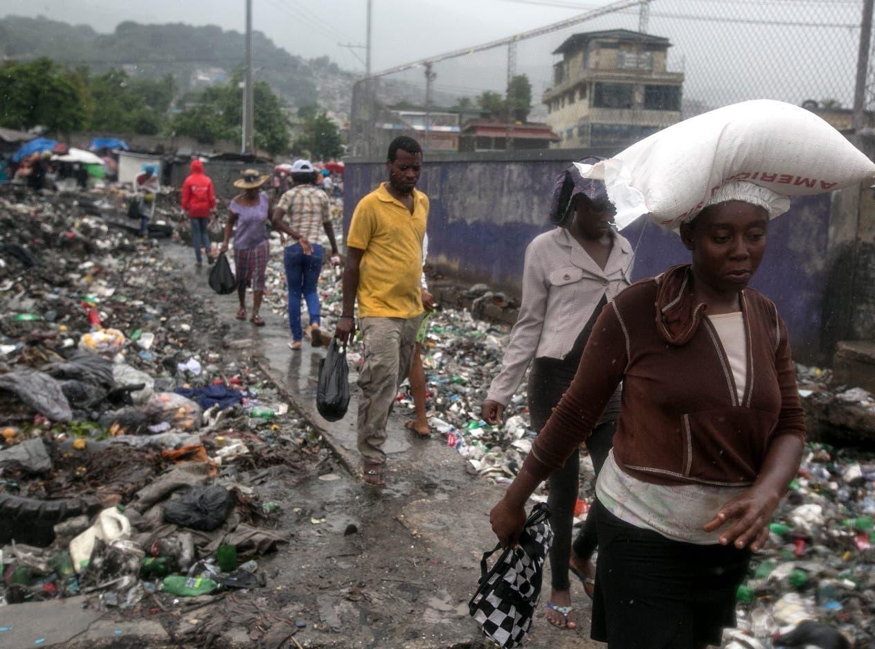 "La mitad de Haití pasa ""hambre pura"", alerta la FAO"