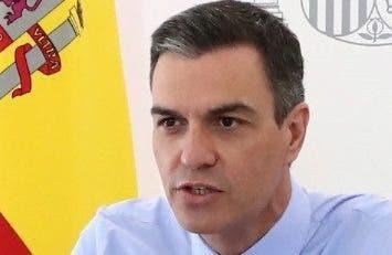 Pedro Sánchez inicia gira por Argentina