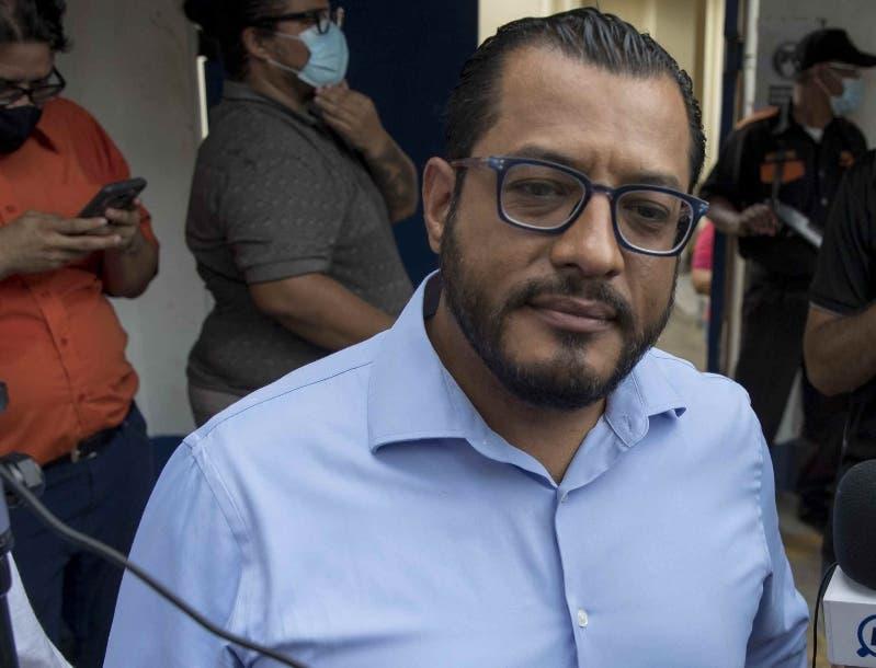 Daniel Ortega apresa a otro candidato a la presidencia