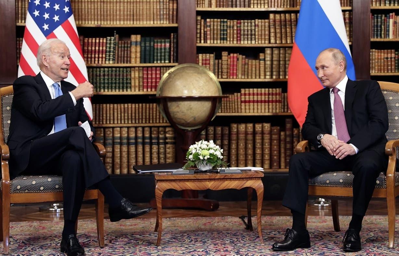 Joe Biden y Vladímir Putin plantean estabilidad estratégica