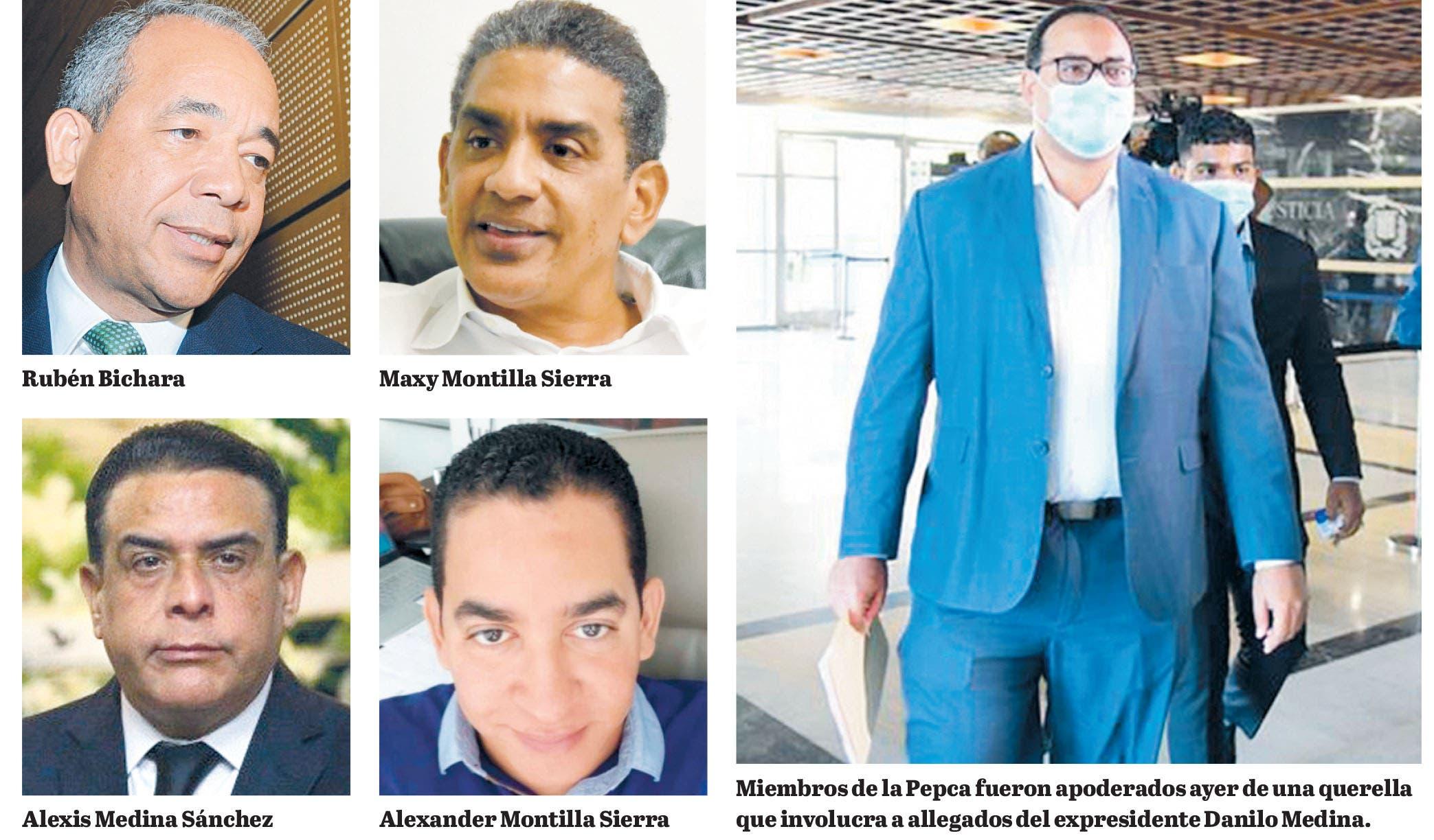 Querella por casos de Edes incluye a hermano y cuñados de Danilo Medina