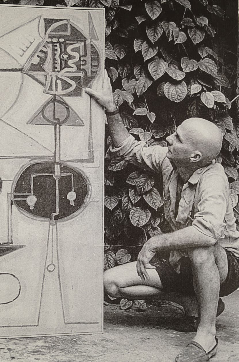 Exhibición en honor a los 100 años de  Paul Giudicelli