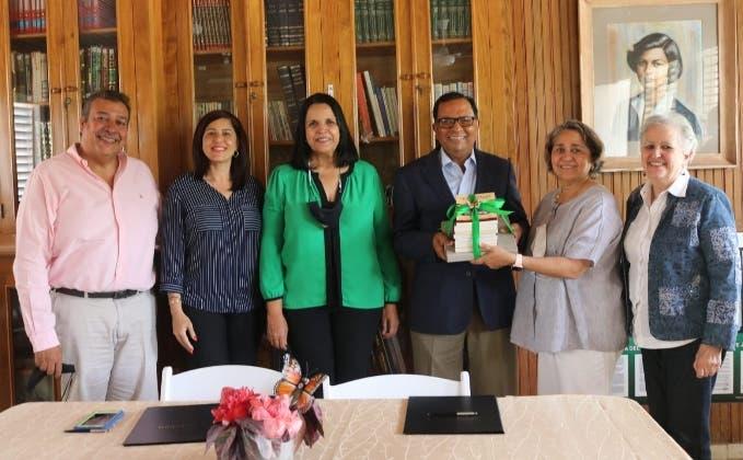 Entidades  firman  acuerdo colaboración educativo