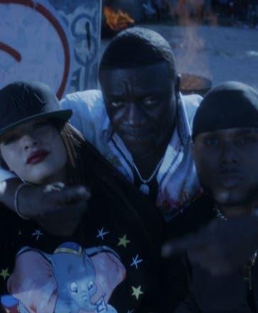 Akon  Melymel y Musicólogo se unen en  nueva canción