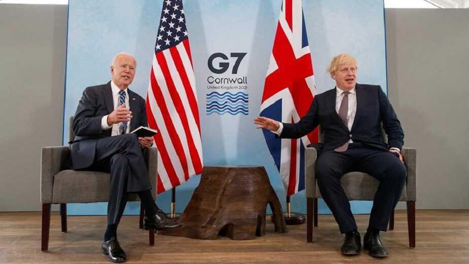 El G7 acuerda la donación de mil millones de vacunas a los países pobres