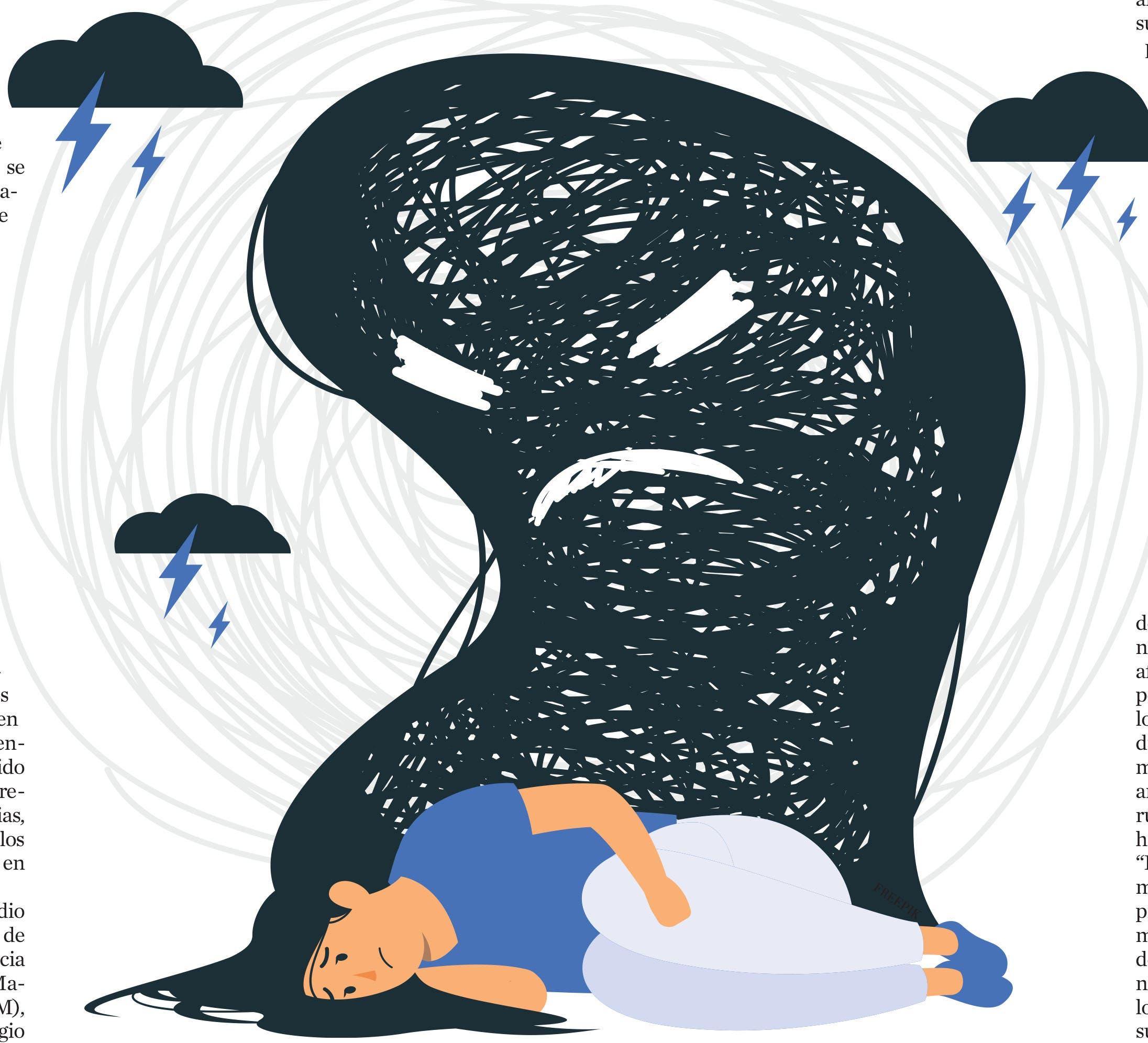 Depresión, un enemigo silencioso para pacientes en recuperación