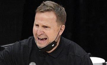 Los Wizards desvinculan a Scott Brooks como su entrenador
